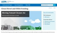 Diesel Emissions Reduction Incentives