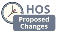 Proposed Changes to FMCSA Hours of Service Requirements