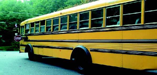 "School Bus Advertising…….""Rent This Space"""